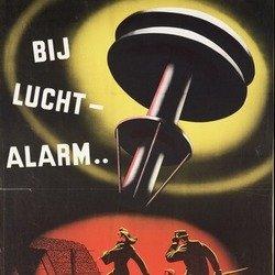 Luchtalarm affiche