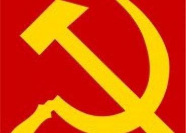 Hamer en sikkel, symbool voor het communisme