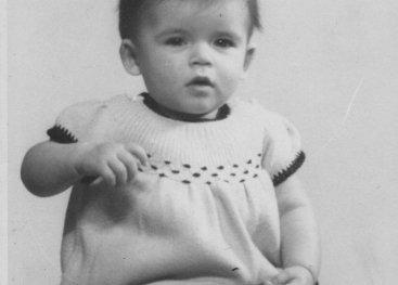 Babyfoto Foke Waterman