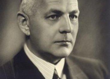Arnold Brenninkmeijer, in 1940 voorzitter van de directie van C&A Nederland