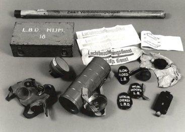 Air Raid Defence.