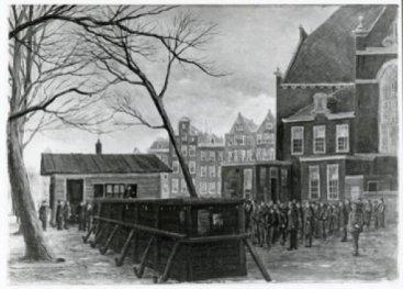Beginning of the February strike.
