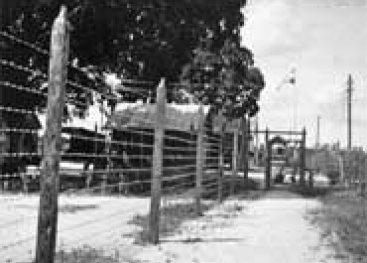 Kamp Copieweg in Suriname
