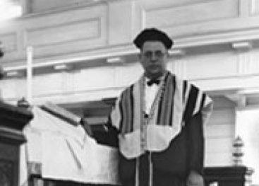 Jewish refugee.
