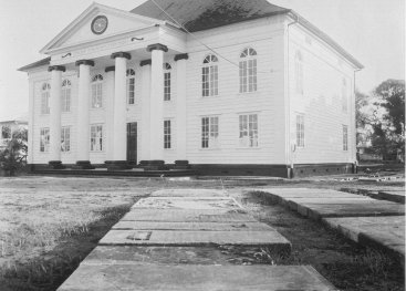 Synagoge in Suriname